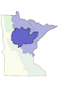 Minnesota Map Png.Ecs Northern Minnesota Drift And Lake Plains Section Minnesota Dnr